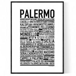 Palermo Poster