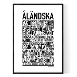 Åländska Poster