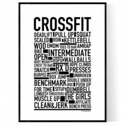 Crossfit Poster