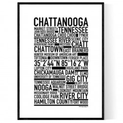 Chattanooga Poster