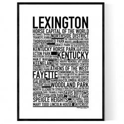 Lexington Poster