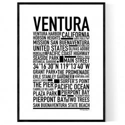 Ventura Poster