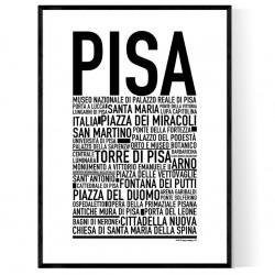 Pisa Poster