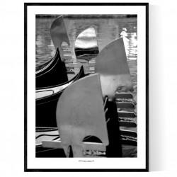 Venezia Gondola Poster