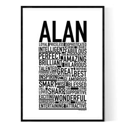 Alan Poster