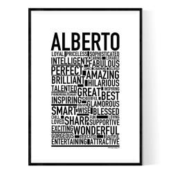 Alberto Poster