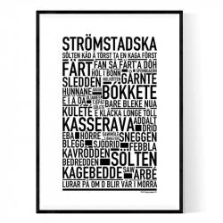 copy of Stockholm XL Poster