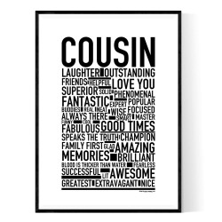 Cousin Poster