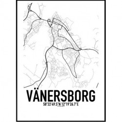 copy of Stockholm Map Poster