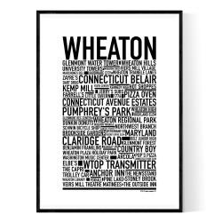 Wheaton Poster
