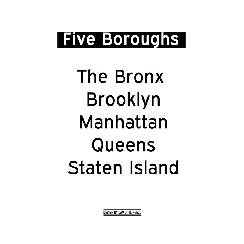 Image Result For Five Boroughs Of New York City Map