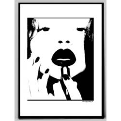 Black Make Up Poster