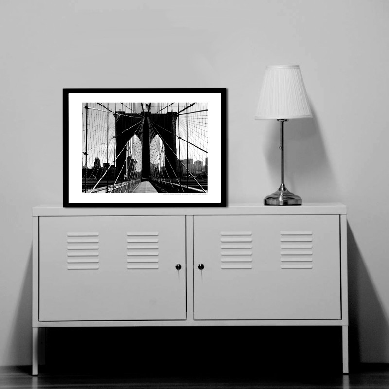 brooklyn br promenade poster find your posters at wallstars online shop today. Black Bedroom Furniture Sets. Home Design Ideas