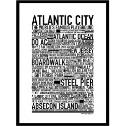 Atlantic City Poster