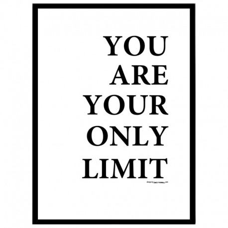 Only Limit Poster
