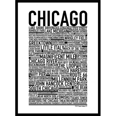 Chicago Poster