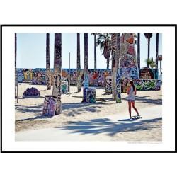 Venice Skategirl