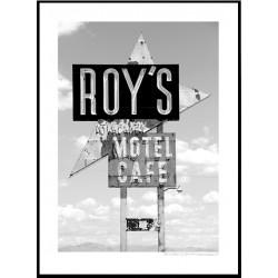 Roy's Amboy Poster