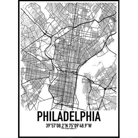 Philadelphia Map