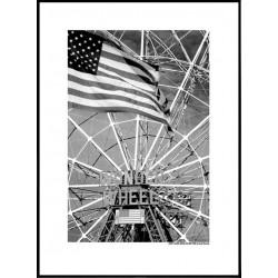 Wonder Wheel USA Poster