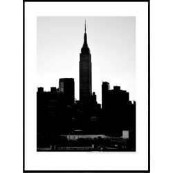 The Empire State Of Mind Poster
