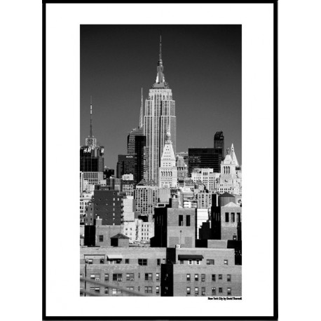 NYC Empire Poster