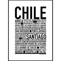 Chile Poster