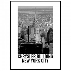 Chrysler New York Poster