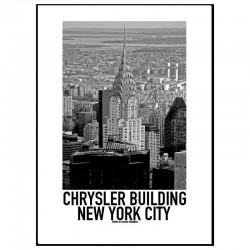 Chrysler New York Poster