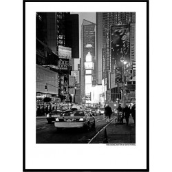 Times Square New York Poster