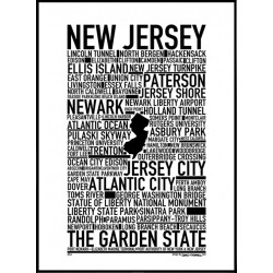 New Jersey Poster