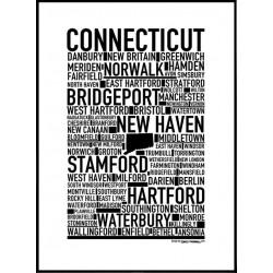 Connecticut Poster