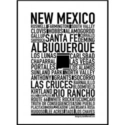 New Mexico Poster