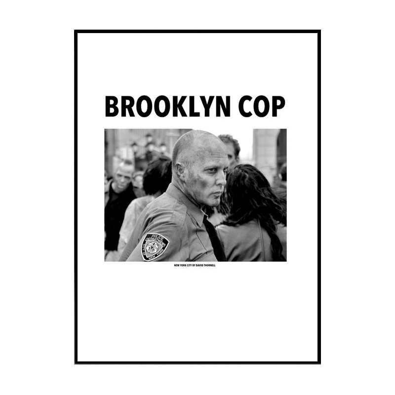 Brooklyn Cop Poster Find Your Posters At Wallstars Online