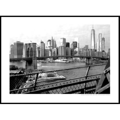 brooklyn bridge park find your posters at wallstars online shop today. Black Bedroom Furniture Sets. Home Design Ideas
