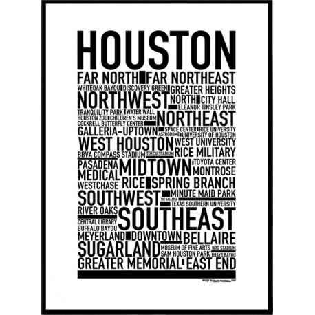Houston Poster