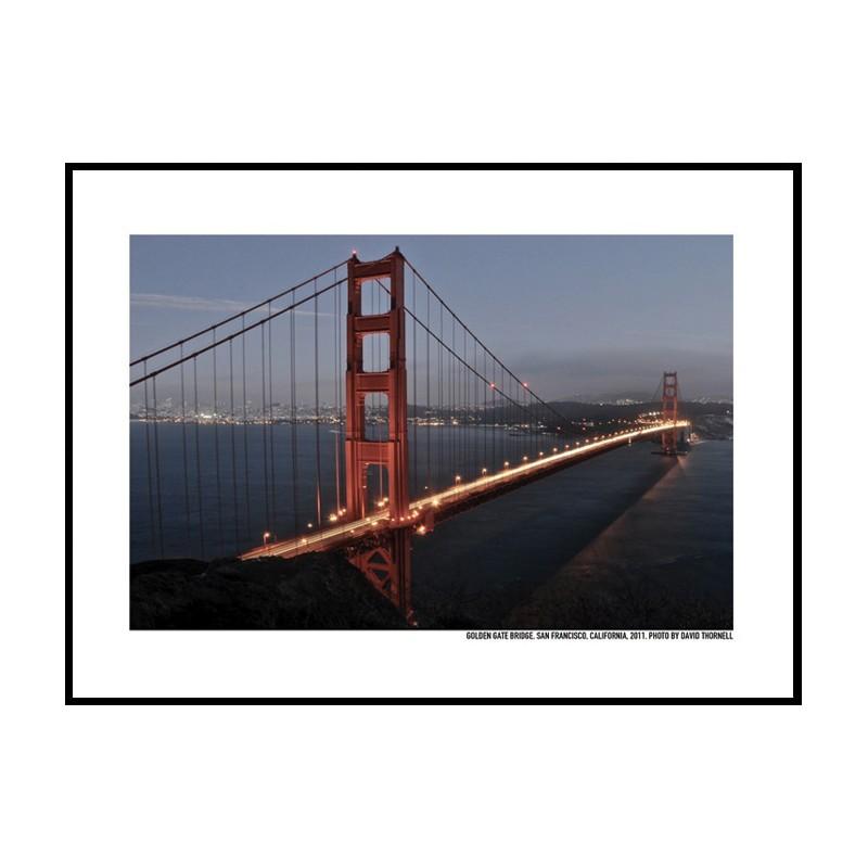 Golden Gate Bridge Find Your Posters At Wallstars Online