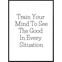 Train Your Mind Poster