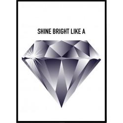 Shine Like a Poster