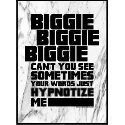 Biggie Biggie Poster