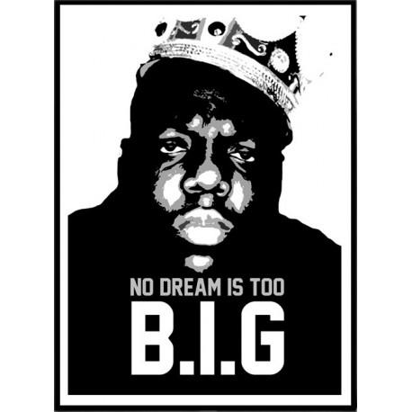 Notorious BIG Poster