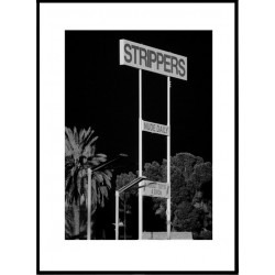 Strippers Poster