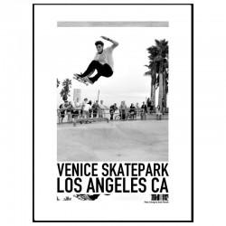 Venice Skatepark Poster