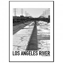 Los Angeles River Poster