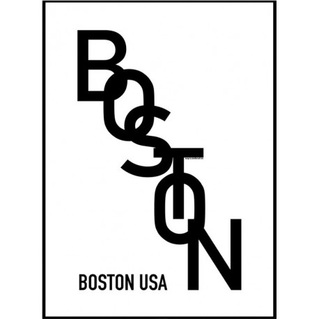 Boston SLS Poster
