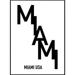 Miami SLS Poster