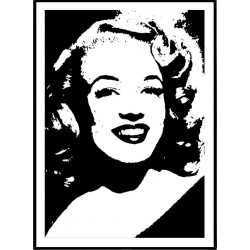 find your posters at wallstars online wallstarsonline BMW E90 marilyn monroe poster