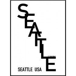 Seattle SLS Poster