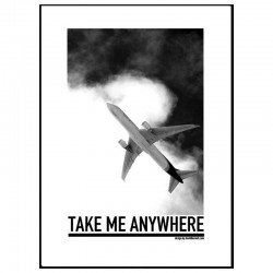 Take Me Anywhere Poster