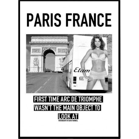 poster paris find your posters at wallstars online shop today. Black Bedroom Furniture Sets. Home Design Ideas